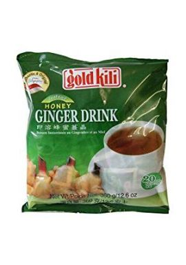 Gold Kili Ginger Tea 20X18g