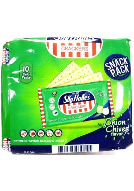 Skyflakes Onion & Chives 250g