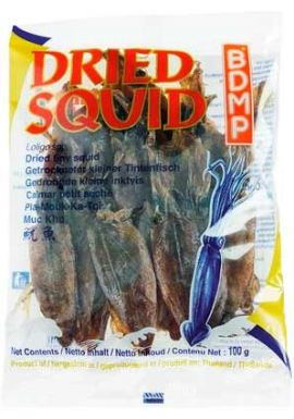 BDMP Dried Squid 100g