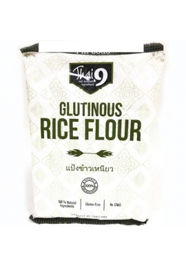 Thai9 Glutinous Rice Flour 400g