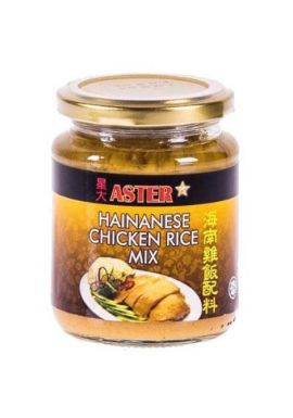 Aster Hainanese Chicken Rice Mix 250g