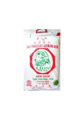 Lion Head Jasmine Fragrant Rice 10Kg