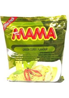 Mama Noodles Green Curry Flavour
