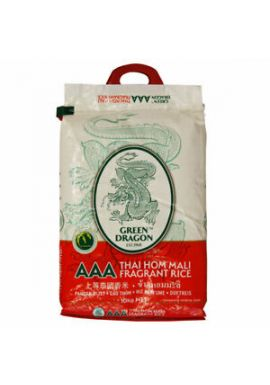 Green Gragon AAA  Jasmine rice 10kg