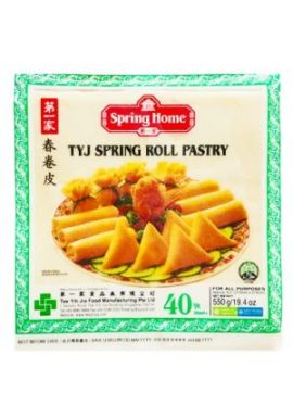 TYJ Spring roll Wrapper 40s